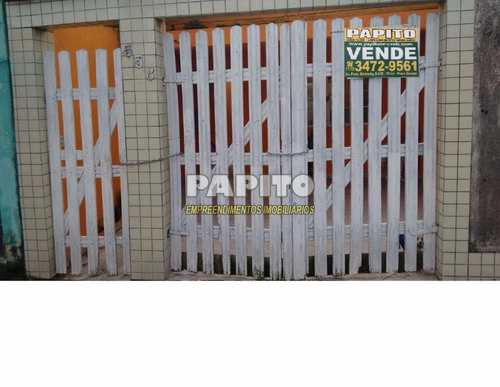 Casa, código 55631979 em Praia Grande, bairro Anhanguera