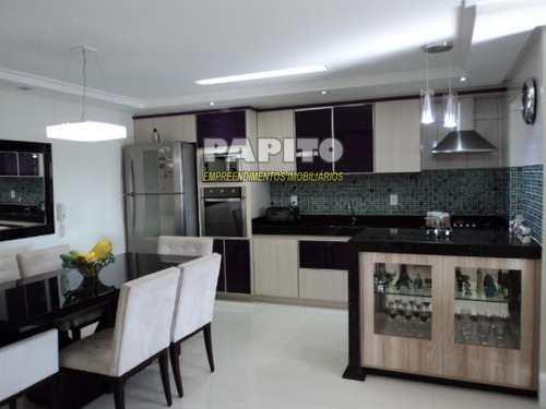 Apartamento, código 55573937 em Praia Grande, bairro Caiçara