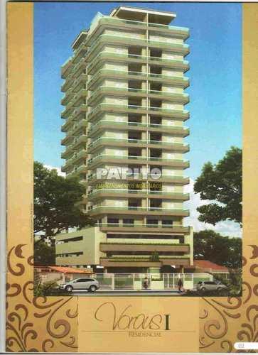 Apartamento, código 55529545 em Praia Grande, bairro Guilhermina