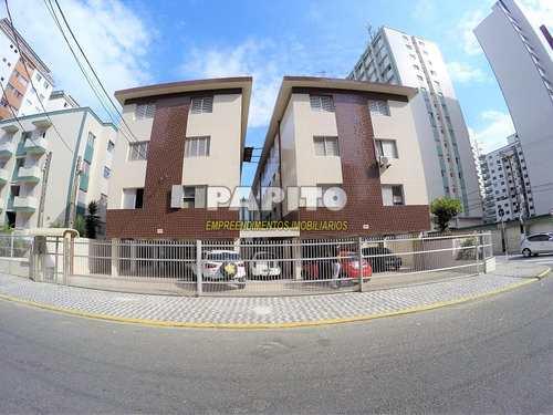 Apartamento, código 55399663 em Praia Grande, bairro Tupi