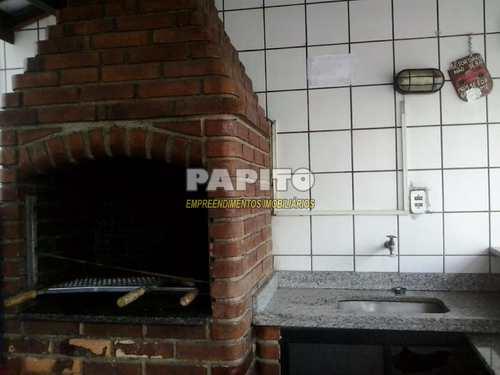 Apartamento, código 55132036 em Praia Grande, bairro Guilhermina