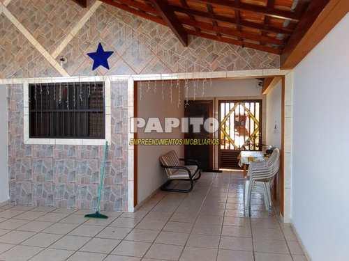 Casa, código 55092865 em Praia Grande, bairro Caiçara