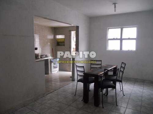 Casa, código 55067536 em Praia Grande, bairro Samambaia