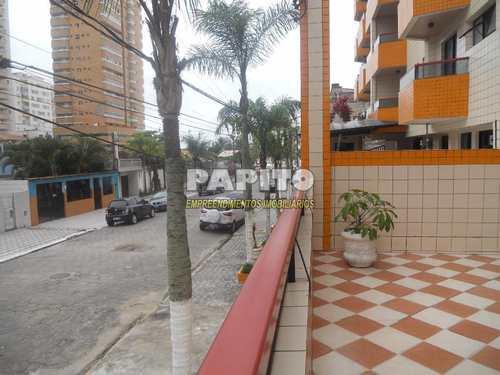 Apartamento, código 54509572 em Praia Grande, bairro Vila Mirim
