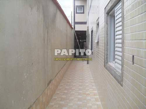 Casa, código 54328536 em Praia Grande, bairro Mirim