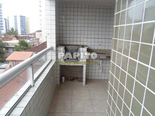 Apartamento, código 54380542 em Praia Grande, bairro Mirim