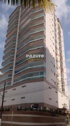 Apartamento, código 54323490 em Praia Grande, bairro Caiçara