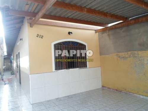 Casa, código 54182937 em Praia Grande, bairro Parque das Américas