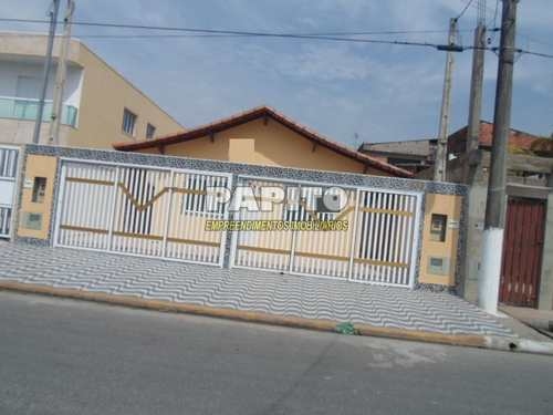 Casa, código 54204393 em Praia Grande, bairro Jardim Trevo