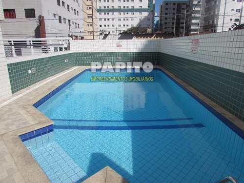 Apartamento, código 53685903 em Praia Grande, bairro Guilhermina