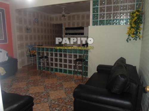 Casa, código 53647358 em Praia Grande, bairro Mirim