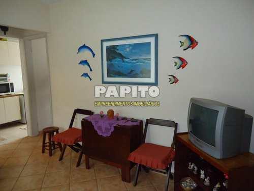 Apartamento, código 53629501 em Praia Grande, bairro Guilhermina