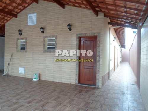 Casa, código 53443441 em Praia Grande, bairro Mirim