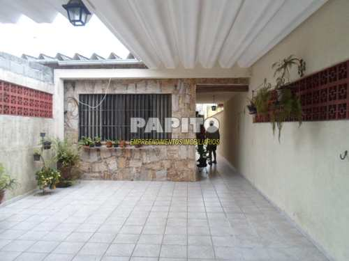 Casa, código 53334525 em Praia Grande, bairro Vila Mirim