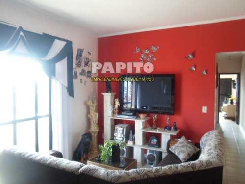 Apartamento, código 53042037 em Praia Grande, bairro Nova Mirim