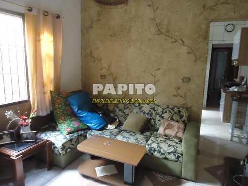 Casa, código 52677181 em Praia Grande, bairro Caiçara