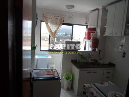 Apartamento, código 52255919 em Praia Grande, bairro Mirim