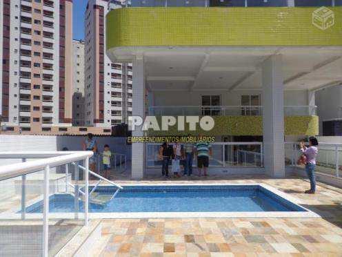 Apartamento, código 51916024 em Praia Grande, bairro Mirim