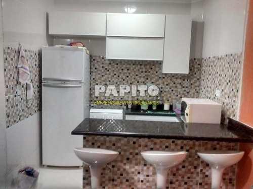 Kitnet, código 51823478 em Praia Grande, bairro Mirim