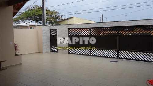 Casa, código 51807565 em Praia Grande, bairro Maracanã
