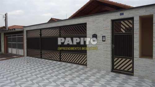 Casa, código 51808200 em Praia Grande, bairro Maracanã