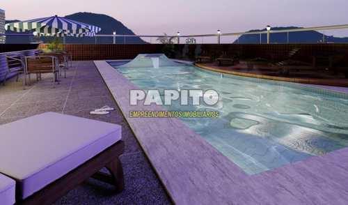 Apartamento, código 51749590 em Praia Grande, bairro Guilhermina