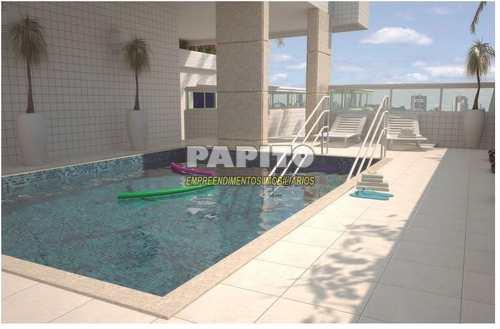 Apartamento, código 51624675 em Praia Grande, bairro Boqueirão