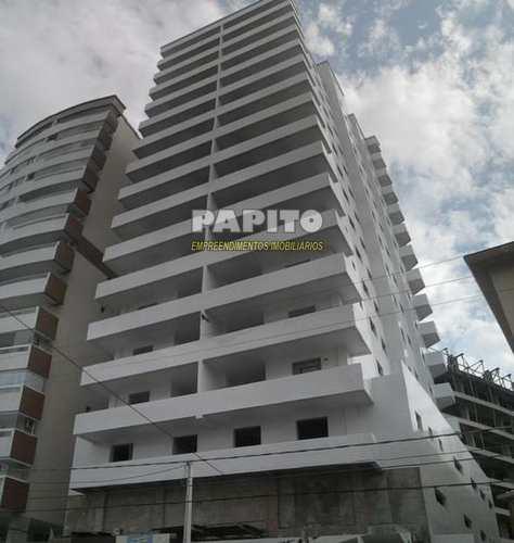 Apartamento, código 51624259 em Praia Grande, bairro Guilhermina