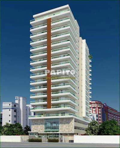 Apartamento, código 51623869 em Praia Grande, bairro Guilhermina