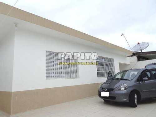 Casa, código 51600761 em Praia Grande, bairro Caiçara