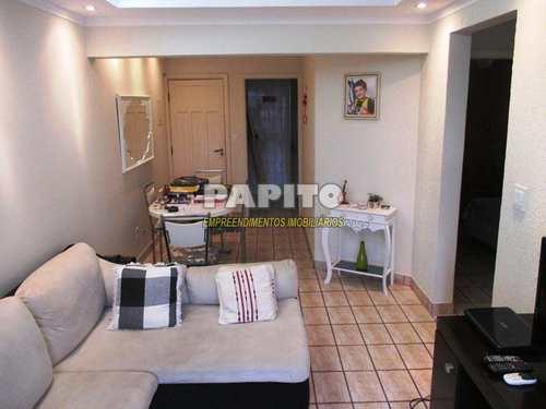 Apartamento, código 51509478 em Praia Grande, bairro Guilhermina