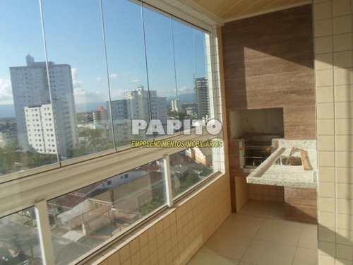 Apartamento, código 51453742 em Praia Grande, bairro Guilhermina