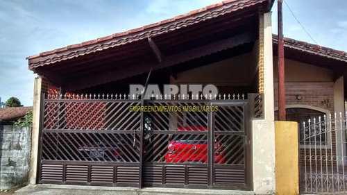 Casa, código 51275640 em Praia Grande, bairro Caiçara