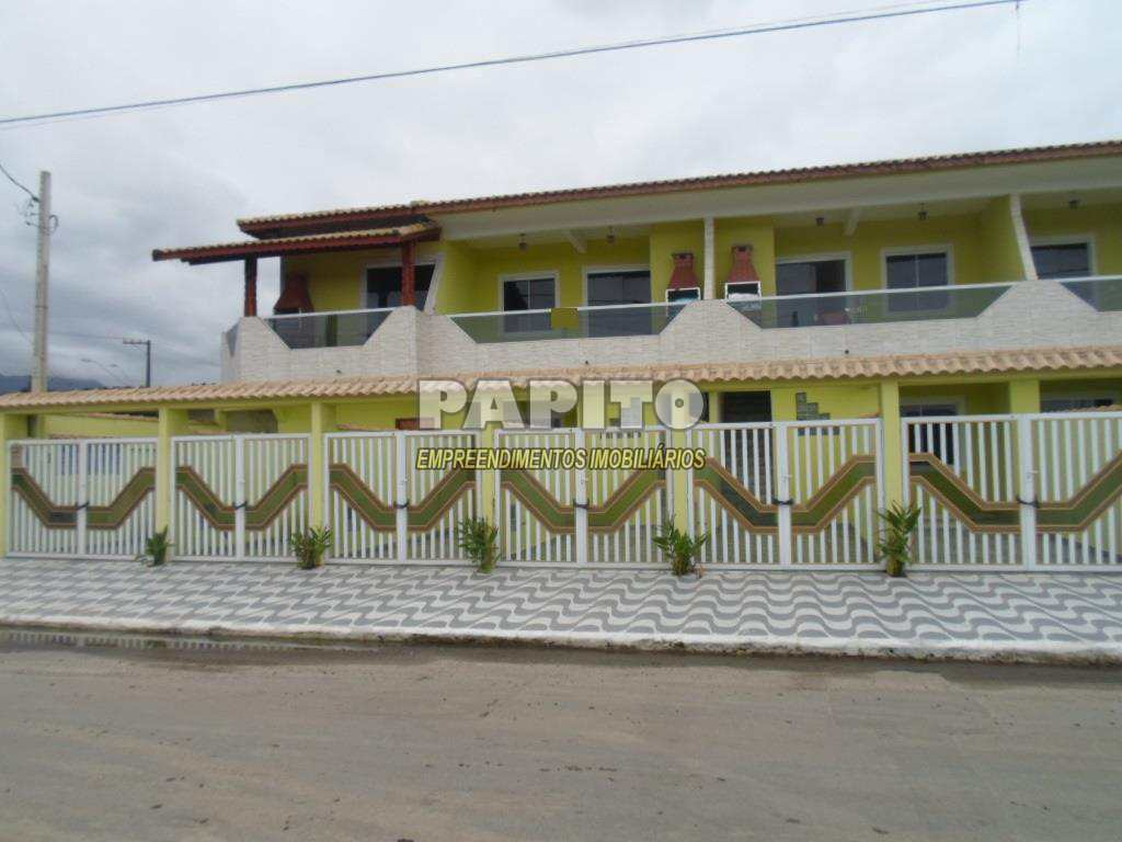 Casa em Praia Grande, no bairro Jardim Trevo