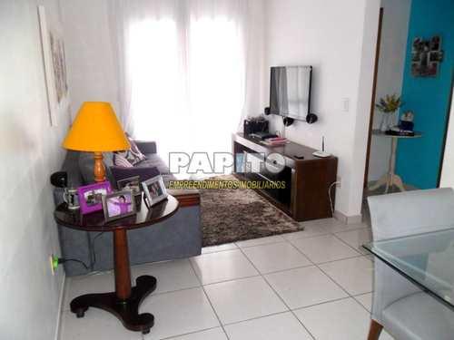 Apartamento, código 50590398 em Praia Grande, bairro Guilhermina