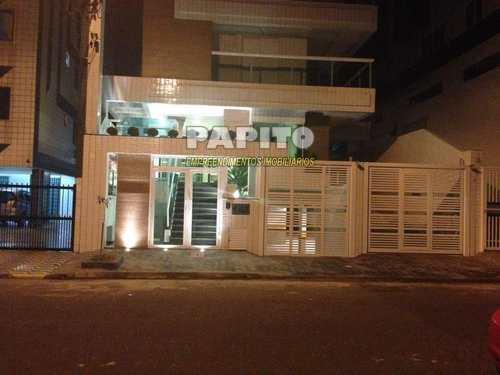 Apartamento, código 50302334 em Praia Grande, bairro Canto do Forte