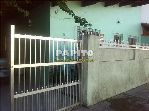 Casa, código 50054257 em Praia Grande, bairro Tupi