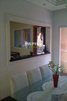 Apartamento, código 49453273 em Praia Grande, bairro Aviação