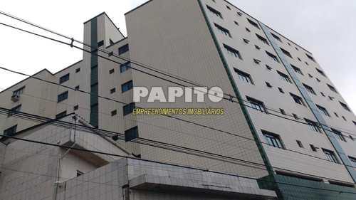 Apartamento, código 60010988 em Praia Grande, bairro Mirim