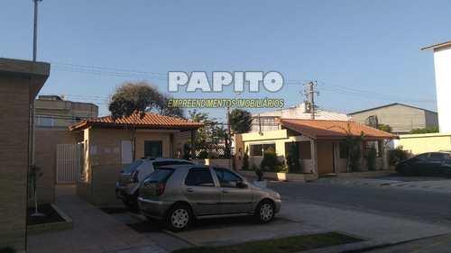 Apartamento, código 60011033 em Praia Grande, bairro Antártica