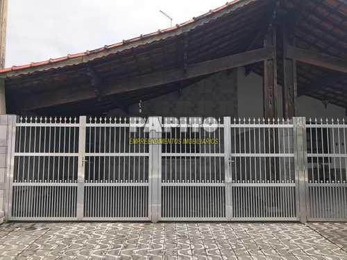Casa, código 60011037 em Praia Grande, bairro Caiçara