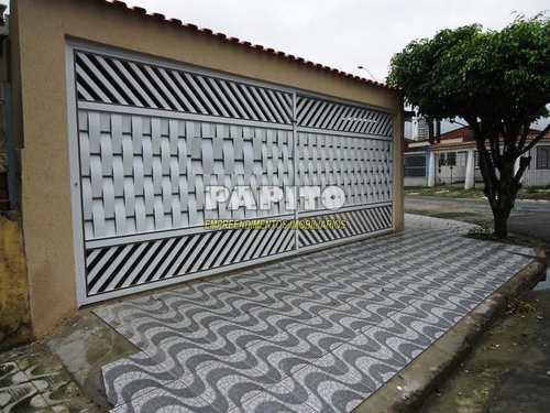 Casa, código 60011073 em Praia Grande, bairro Caiçara