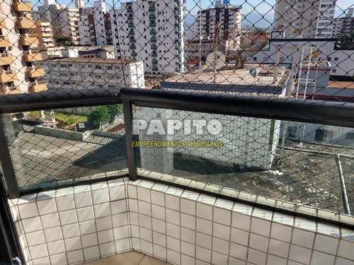 Apartamento, código 60011128 em Praia Grande, bairro Guilhermina