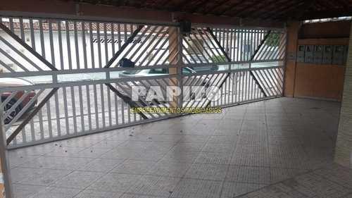 Sobrado de Condomínio, código 60011136 em Praia Grande, bairro Aviação