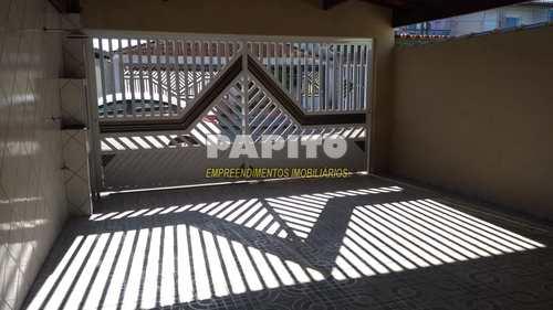 Casa, código 60011138 em Praia Grande, bairro Maracanã