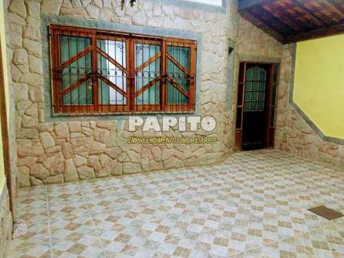 Casa, código 60011147 em Praia Grande, bairro Caiçara