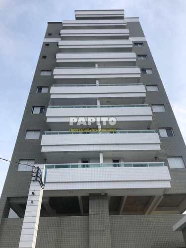 Apartamento, código 60011155 em Praia Grande, bairro Mirim