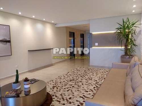 Apartamento, código 60011171 em Praia Grande, bairro Aviação