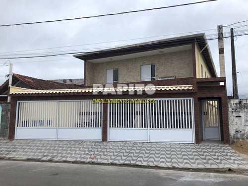 Sobrado de Condomínio, código 60011204 em Praia Grande, bairro Tupiry