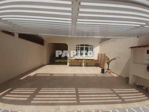 Casa, código 60011213 em Praia Grande, bairro Caiçara